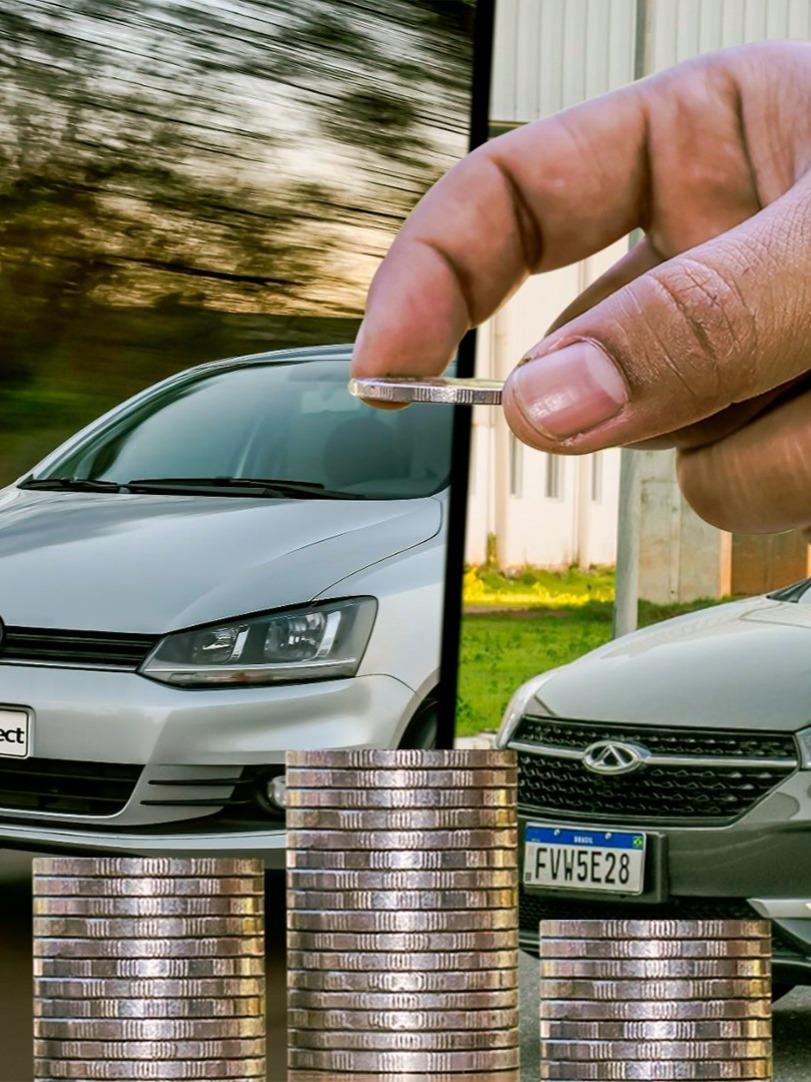 Conheça 10 carros para rodar no Uber com baixo custo