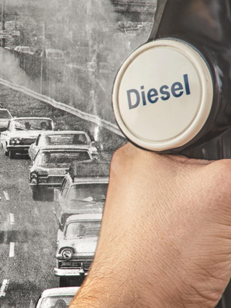 Carro a diesel em 2021? Tem deputado no mundo da lua!
