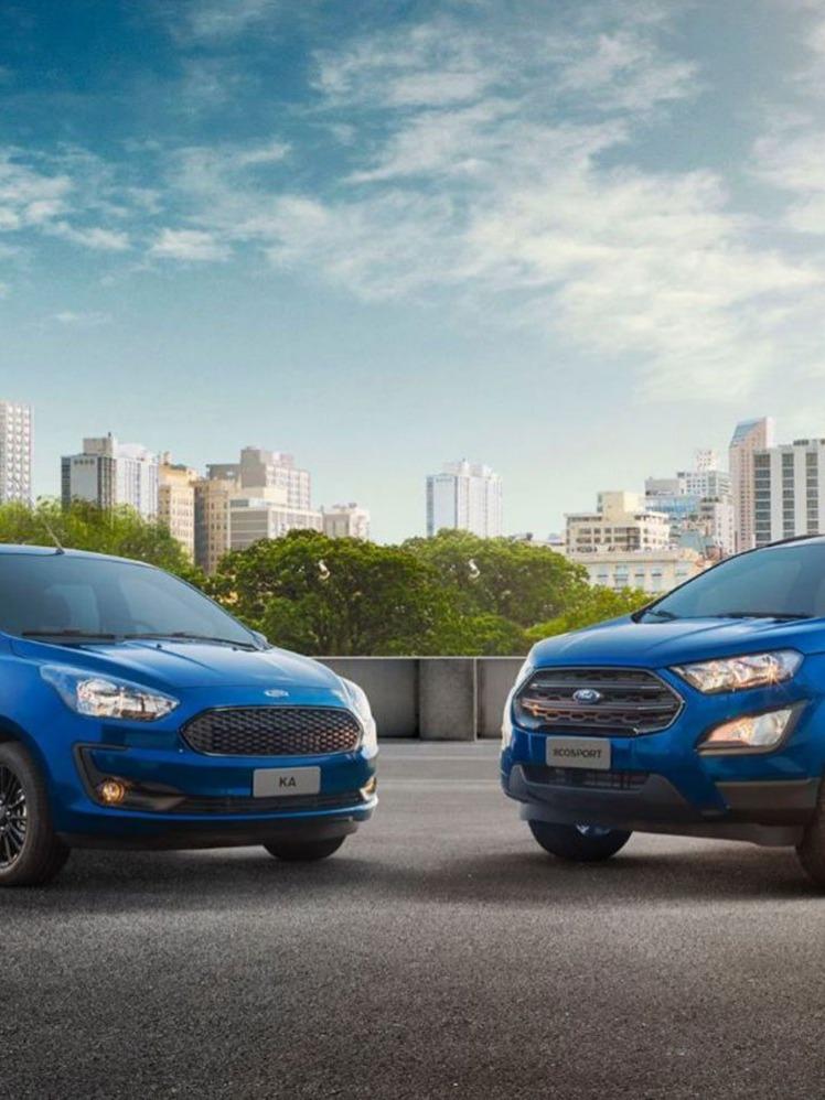 Saiu de linha? Sim, mas há 5 razões para comprar Ford Ka e EcoSport